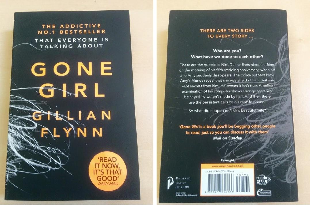 amazon-haul-gone-girl-gillian-flynn