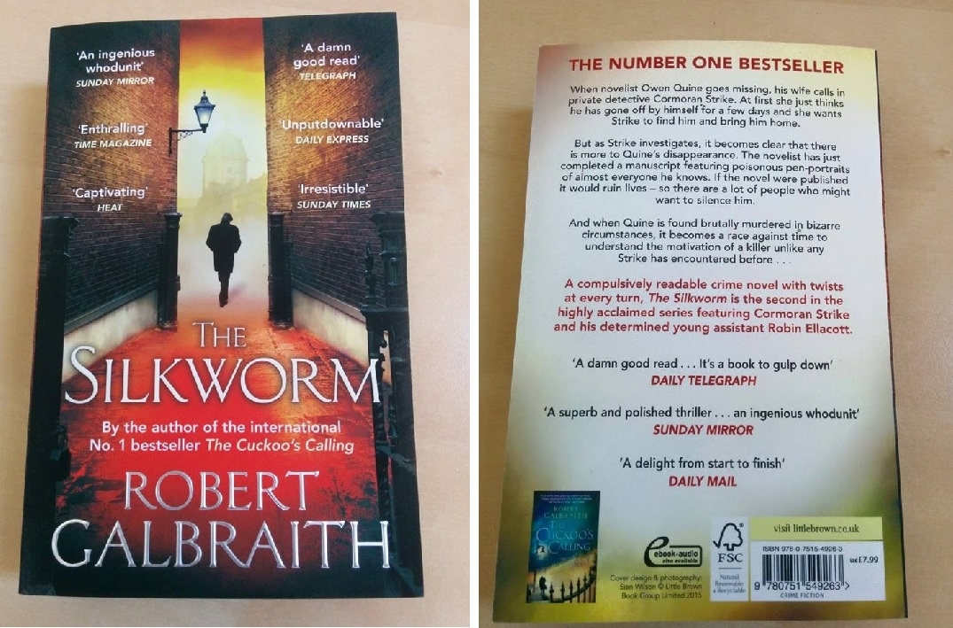 amazon-haul-the-silkworm-robert-galbraith-jk-rowling