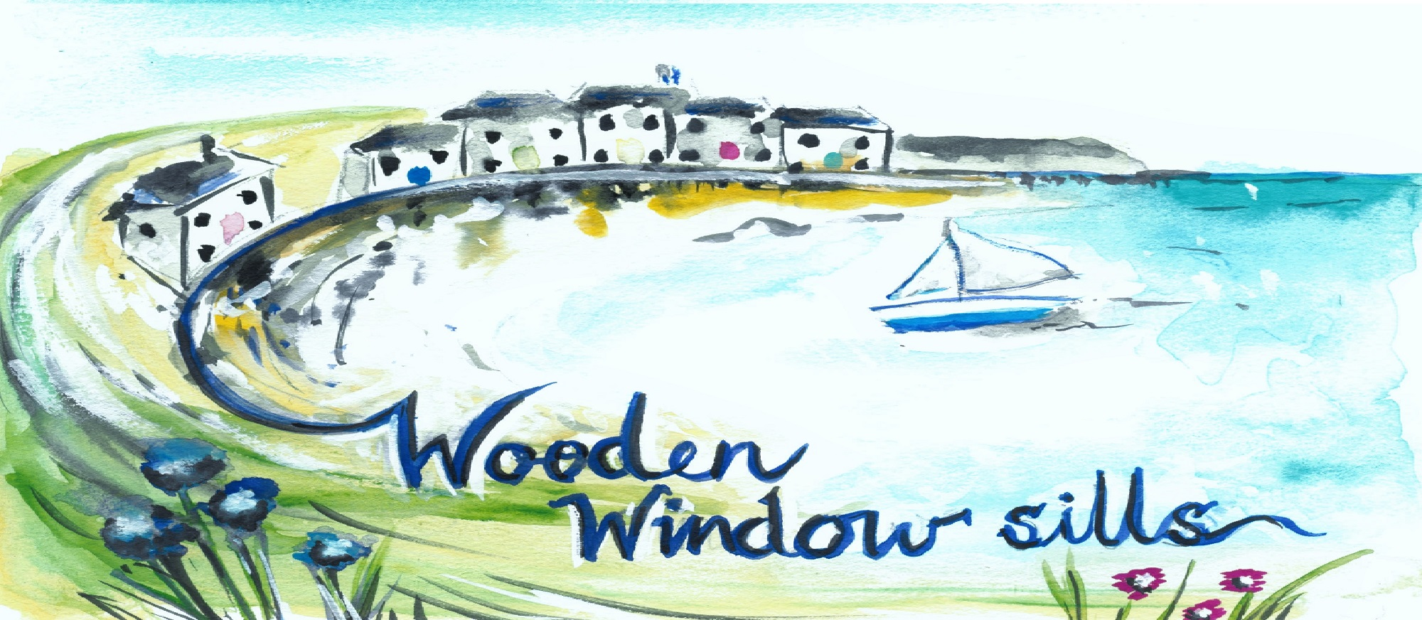 Wooden-windowsills